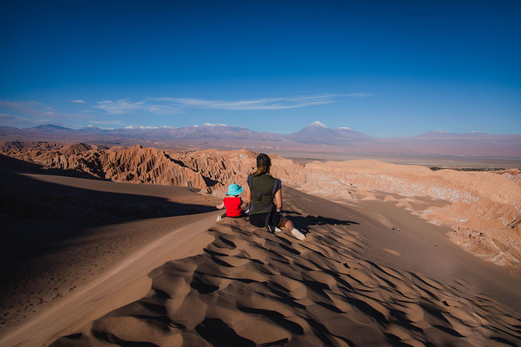 Mars Valley in Chile
