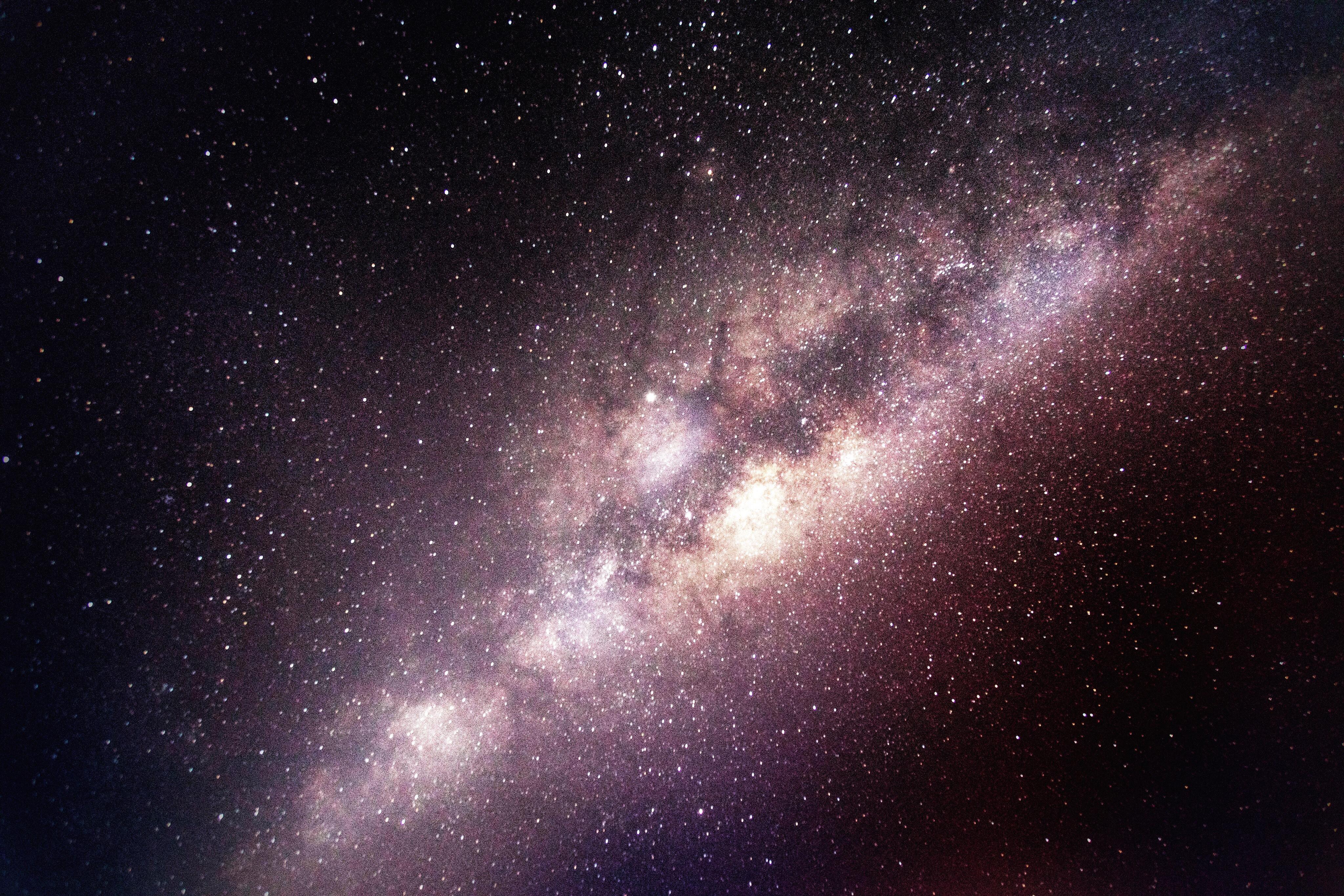 Night Sky and Milky Way in Atacama