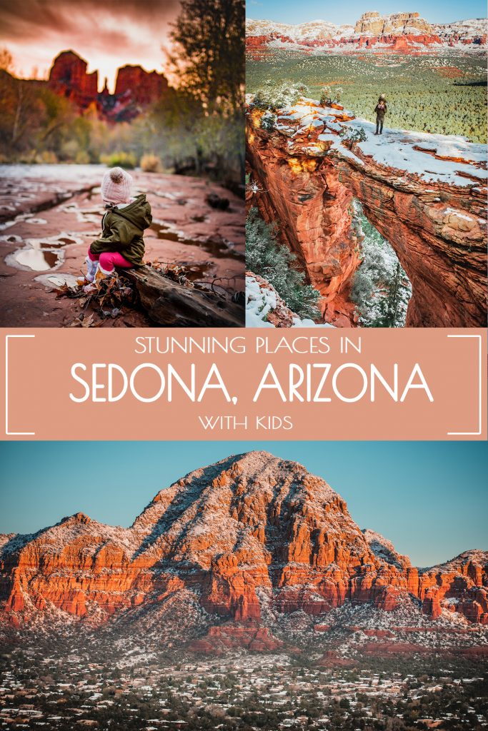Easy Hikes in Sedona with Kids