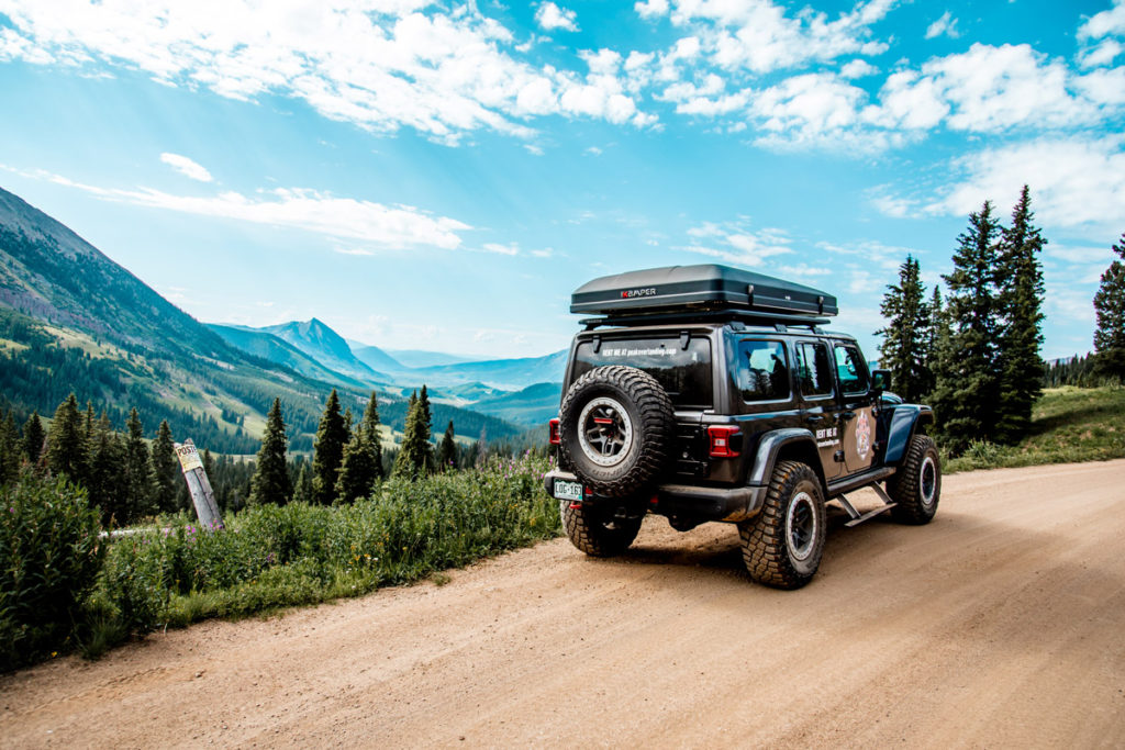 Jeep Camping With Kids 101 Sweet Little Journey